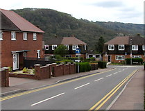 SO5212 : Woodland View, Wyesham by Jaggery