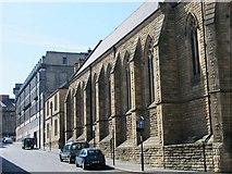 NZ2564 : St. Andrew's RC Church, Worswick Street, NE1 (2) by Mike Quinn