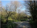 SX1984 : Junction near Tregulland by Derek Harper