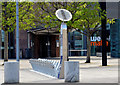 J3474 : Belfast Bikes, Lanyon Place (April 2015) by Albert Bridge