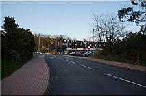 SX9364 : The Range off Babbacombe Road, Torquay by Ian S
