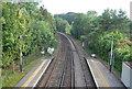 SU7310 : Portsmouth Direct line by N Chadwick