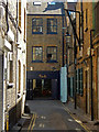 TQ2981 : Portland Mews, Soho by Stephen McKay
