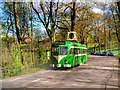 SD8303 : Heaton Park Tramway, Blackpool Brush Car 623/286 by David Dixon