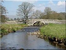 SD9058 : Newfield Bridge by Gordon Hatton