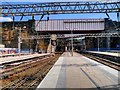 SJ3590 : Bridge at the Eastern End of Lime Street Station by David Dixon