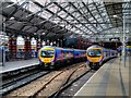SJ3590 : First TransPennine Express Trains at Liverpool Lime Street by David Dixon