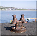 C1038 : Mooring bollard, Downings by Rossographer