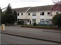 SP3265 : Jephson Place, Royal Leamington Spa by Jaggery