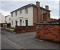 SP3265 : Early Victorian Monmouth House, Royal Leamington Spa by Jaggery
