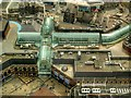 SJ3490 : View from St John's Beacon -  Clayton Square Shopping Centre by David Dixon