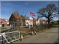 TL5528 : Fitzwalter Place, Henham by Hugh Venables