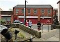 SJ8990 : The Basement on Churchgate by Gerald England