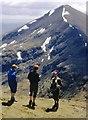 NN4323 : Descent towards Stob Binnein by Alan Reid