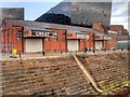SJ3390 : The Great Western Railway Warehouse and Office, North of the Canning Graving Docks, Liverpool by David Dixon
