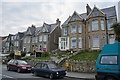 SW8161 : Hotels on Mount Wise, Newquay by Ian S
