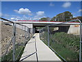 TQ7610 : New bridge near Adam's Farm by Oast House Archive