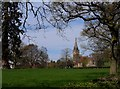 SK1820 : St Mary's Dunstall by Bikeboy