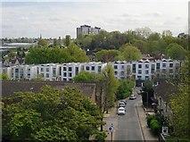 TQ2372 : View from Glen Albyn Road by Stefan Czapski