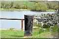J5047 : Bollard, Downpatrick (May 2015) by Albert Bridge