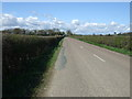 NU2102 : Minor road towards the A1 by JThomas