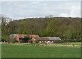 SE9159 : Gameslack Farm, Near Wetwang, E Yorks by Paul Harrop