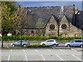 SJ4490 : Huyton, Park Hall by David Dixon