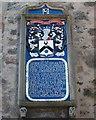 NJ9408 : Henry Scougall memorial, King's College, Aberdeen by Bill Harrison