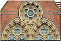 J3372 : The Old Library, Queen's University, Belfast - May 2015(1) by Albert Bridge