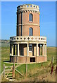 SY9078 : Clavell Tower, Kimmeridge, Dorset by Edmund Shaw