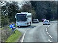 SP2359 : Layby on Southbound A439 (Warwick Road) by David Dixon