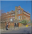 TQ2986 : Yerbury Primary School, Upper Holloway by Julian Osley