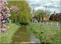 SK6514 : Rearsby Brook by Alan Murray-Rust