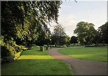 SK0573 : Pavilion Gardens, Buxton by Derek Harper