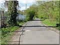 TQ0866 : Access Road, Desborough Island by Alan Hunt