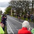 SE2143 : Racing past East Chevin Farm by Rich Tea
