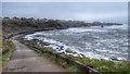 NZ3476 : Access to Collywell Bay by Mick Garratt