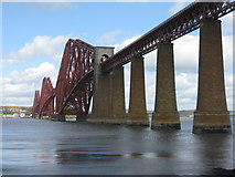 NT1378 : The Forth Bridge by M J Richardson