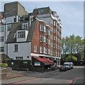 TQ2782 : Lodge Road by John Sutton