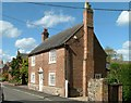 SK6414 : 12 Mill Road, Rearsby, Lion House by Alan Murray-Rust