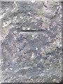 SN1932 : Ordnance Survey Cut Mark by Adrian Dust