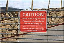 SE6197 : Warning sign by Pauline E
