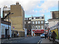 TQ3278 : East end of Penrose Street by Stephen Craven