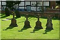 SK6917 : Church of St Thomas of Canterbury, Frisby on the Wreake by Alan Murray-Rust