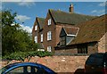 SK6917 : Gables Farmhouse, Water Lane,  Frisby on the Wreake by Alan Murray-Rust