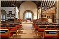 SU5332 : Nave to the Chancel by Bill Nicholls