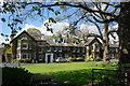 SE8048 : Pocklington School on West Green, Pocklington by Ian S