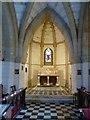 TQ1906 : Lancing College Chapel - Crypt chapel by Rob Farrow
