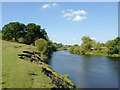 SO7580 : The River Severn north-west of Upper Arley, Worcestershire by Roger  Kidd