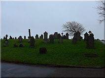 SD1779 : St George, Millom: churchyard (c) by Basher Eyre